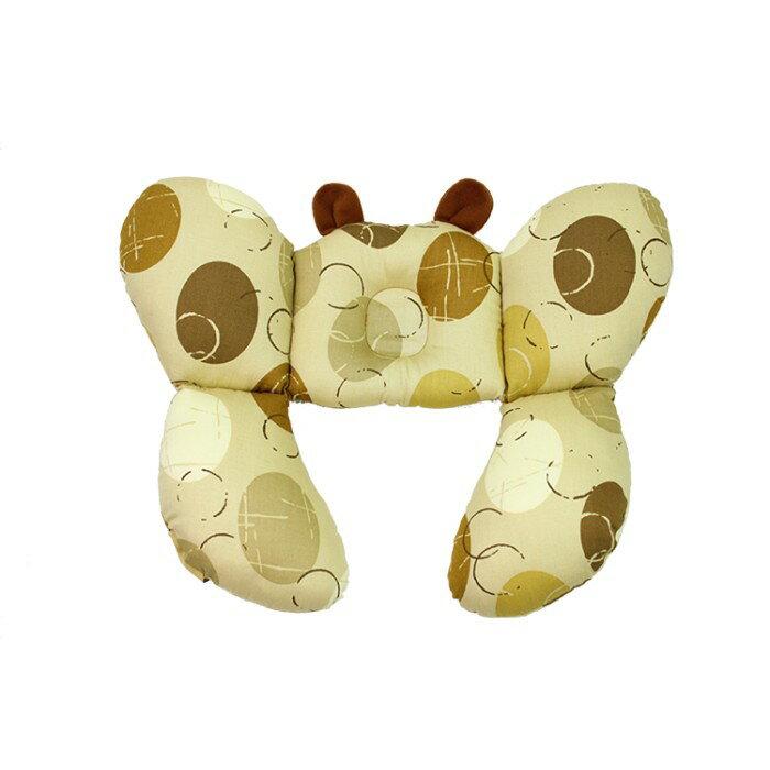 Mam Bab夢貝比 - 大護頸枕(蝴蝶枕) -甜圈米 0