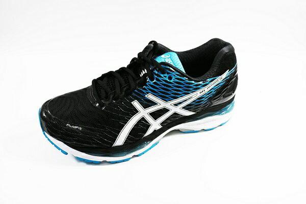 【陽光樂活】ASICS 亞瑟士 高緩衝 慢跑鞋 最新款 GEL-NIMBUS 18 TJG741-9001