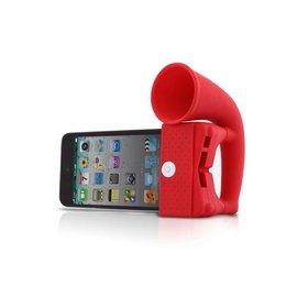 蘋果iphone4 擴音器 iphone 4音箱音響喇叭 底座iphone 4 支架-5201002