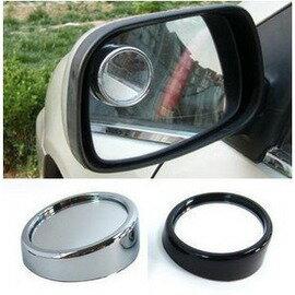 汽車後視鏡 小圓鏡可調角度 反光鏡 輔助鏡倒車鏡汽車用品-5201006