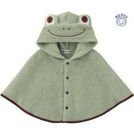 嬰兒披肩斗篷外套上衣 男女寶寶披風 造型可愛裝(青蛙款)-7701007