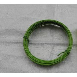 【園藝鐵線-0211000】DIY花支架用 包塑鐵線 包塑鐵絲 直徑2.1mm 10米盤線-5101001