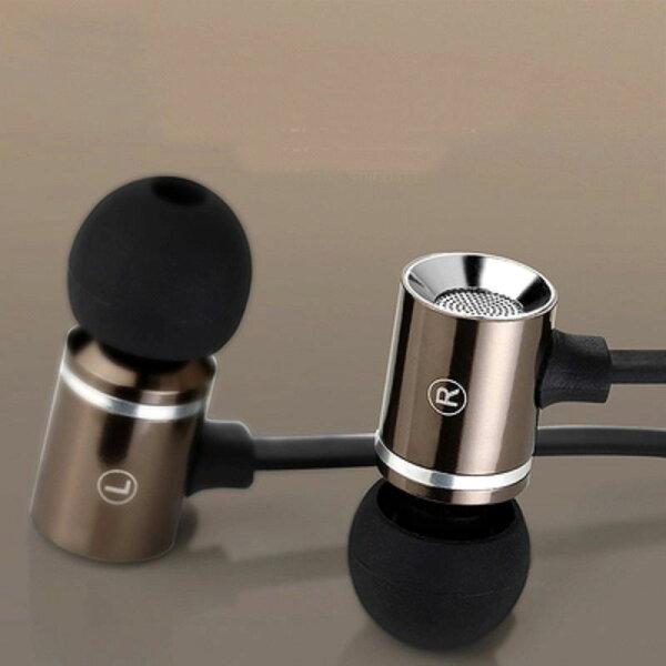 【F0不帶麥入耳式耳機-線長1.2米-1套/組】電腦手機mp3通用魔音重低音耳塞(送收納盒)-586065