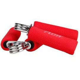 握力器 專業 握力圈 指力訓練器 泡棉精鋼彈簧 單色泡棉一副裝 -7801001