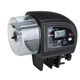 ZW-82自動餵食器 水族用自動餵食器 魚缸自動投料機-7901003