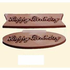 【巧克力模-立體冰格透明料-256-09-2個/組】巧克力模具套裝 硬質模具 DIY模具(成品7g)(模27.5*11.5*1cm) 2個/組-8001001