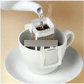【掛耳式咖啡濾袋-食品級用紙-8-14克咖啡粉(1人份)-50片/包-2包/組】咖啡濾紙濾泡便攜滴漏式耳掛耳咖啡粉過濾袋網-7501009