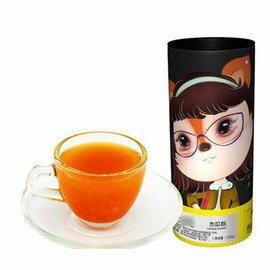 【花果茶-木瓜粉-125g/罐-3罐/組】木瓜粉 正宗海南 青木瓜粉新品-7501036
