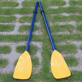【塑膠船槳-PVC-114cm-1對/組】Manner塑膠船槳 充氣船 橡皮艇槳 動力塑膠槳 手動划船槳-76033