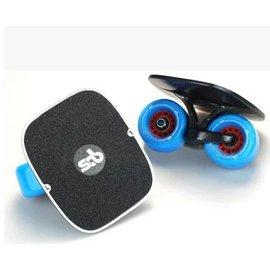 【漂移板-SAB簡配套餐-大板16.5*13.5*高9cm-大輪72*44mm-1套/組】分體滑板溜冰鞋風火輪大板大輪(套餐內容請看網頁內說明 )-56032