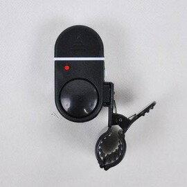 【釣魚報警器-BJ7-鈕扣電池款-3套/組】改良型 雨天也可用 防水高敏感海竿用 警報器 聲音響亮紅燈顯示(不含電池)-76017