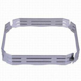 【4片卡式爐戶外擋風板-長18.3*寬3.9cm-2套/組】鋁合金 適用脈鮮 MS-3500CS MS-3000型號卡式爐(不含托盤)-76007