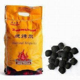 【戶外燒烤炭-MT3-3kg/包-1包/組】果木炭 無煙碳 環保碳 燃燒時間450分鐘-76007