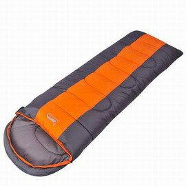 【信封式棉睡袋-加厚1.8kg-寬75-長190+30cm-1套/組】210T防撕裂面料 野營戶外睡袋 超輕 成人睡袋午休睡袋可拼接雙人睡袋-76007