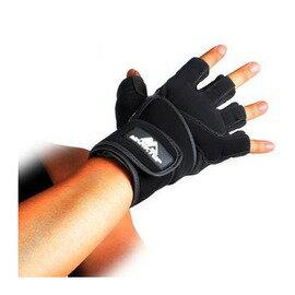 【運動護具-護腕掌-半指鍛煉防滑手套-1對/包-1包/組】健身手套男女 半指運動手套 啞鈴舉重鍛煉防滑護腕手套-56041