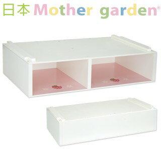 日本【Mother Garden】野草莓廚具台櫃(白) - 限時優惠好康折扣