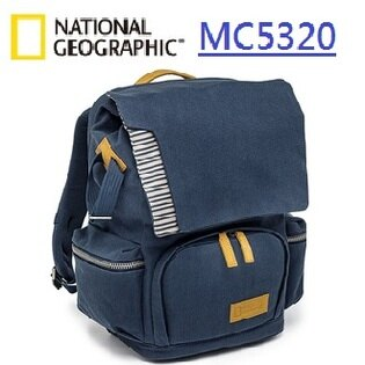 國家地理包 National Geographic  正成公司貨  Mediterranean 地中海系列 NG MC5320 - 小型雙肩後背包