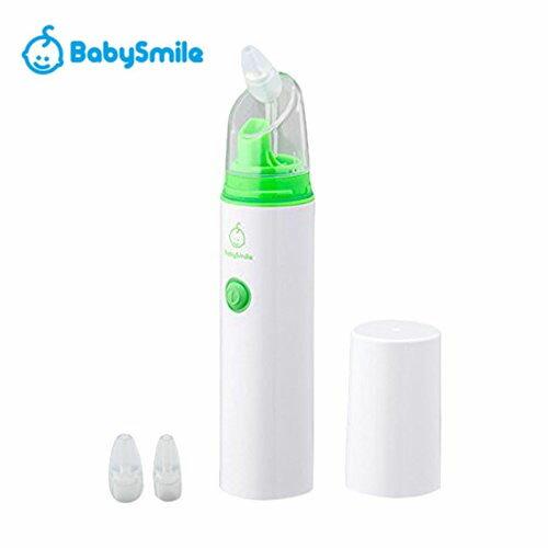 【秒殺組合本月特價$1750】【安琪兒】日本【Babysmile】攜帶型電動吸鼻器+市價$200長吸頭 2