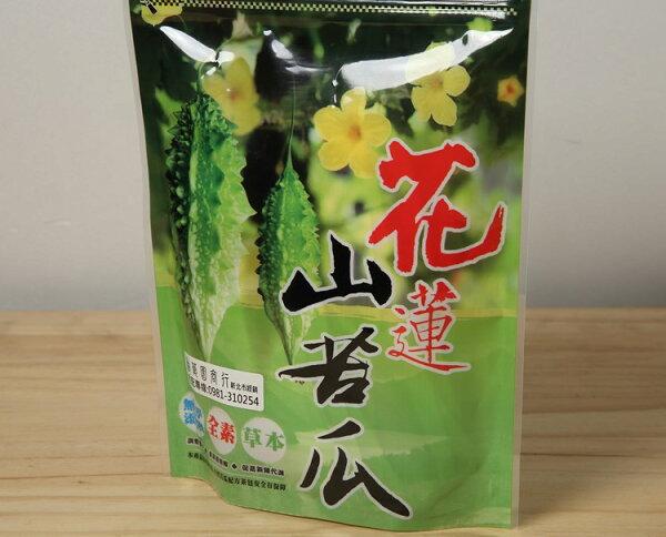 【柚蔘園】花蓮山苦瓜茶-5g*20入/袋 (複方茶包)