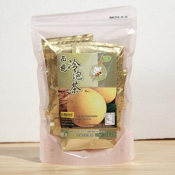 【柚蔘園】西施冷泡茶-3g*15入/袋(2袋特惠價)