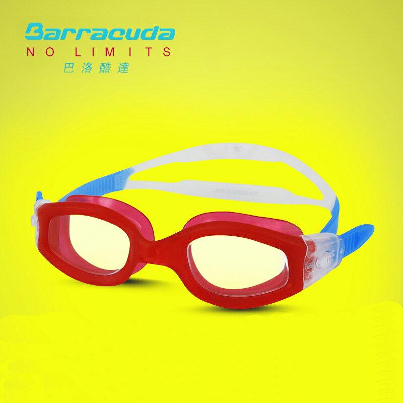 美國巴洛酷達Barracuda青少年抗UV防霧泳鏡-AQUATEMPO JR-#14020 1