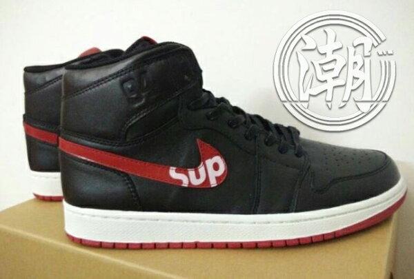 Nike air jordan 1 retro high og AJ1喬丹1代聯名款 高筒籃球運動鞋【T0055】潮