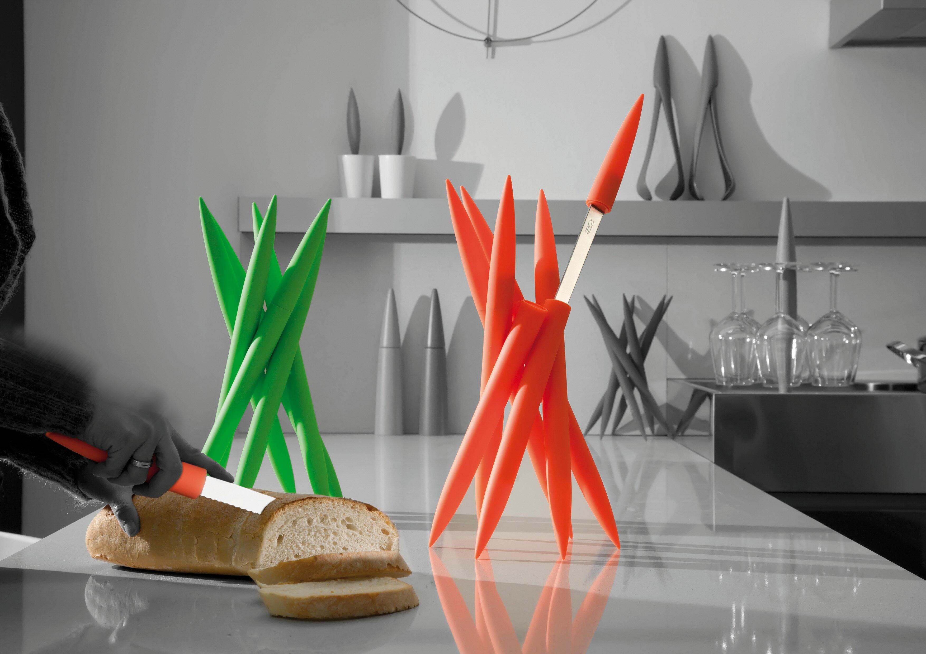 SPICY-廚房用刀六件組 1