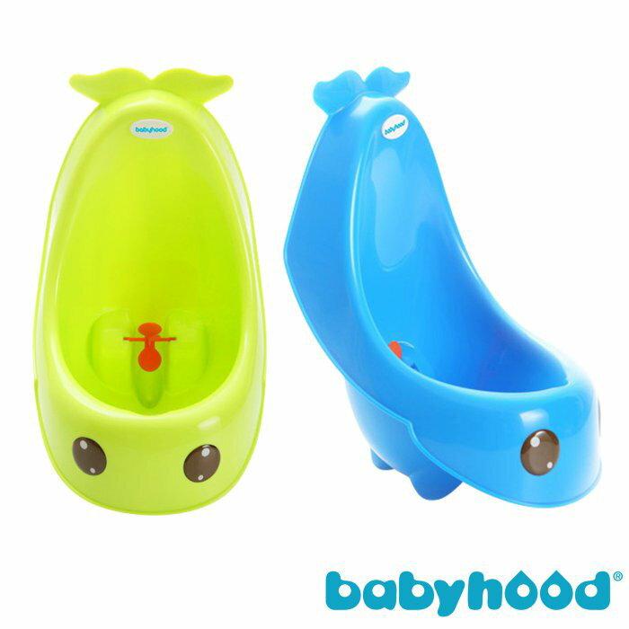 『121婦嬰用品館』傳佳知寶 babyhood 藍鯨艾達便斗 - 綠色 1