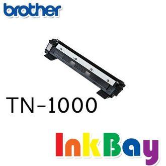 BROTHER TN-1000 / TN1000 相容黑色碳粉匣/適用機型:BROTHER HL-1110/DCP-1510/MFC-1815 /MFC-1910W(一組4支)