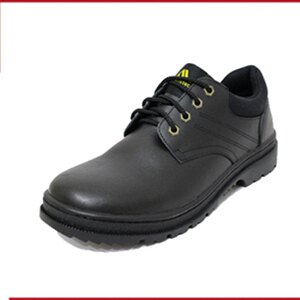 Soletec超鐵安全鞋【皮革製安全鞋】 H級工作安全鞋.防護鞋.防穿刺.防釘氣墊鞋.100%台灣製造.通過MIT微笑標章認證E9805