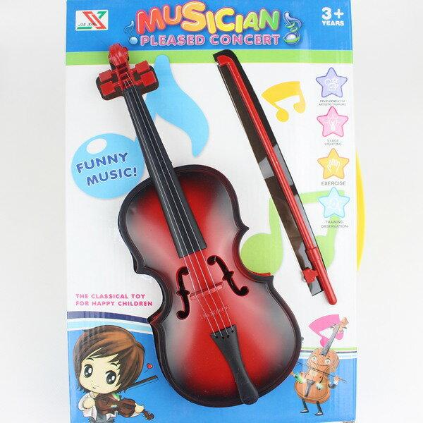歌曲閃光小提琴 玩具小提琴 樂器玩具(附電池)/一個入(促150}有燈光音樂 非烏克麗麗~CF110916