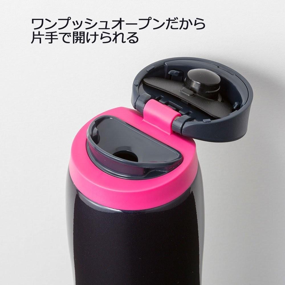 【日本直輸入-預購】TIGER虎牌保溫杯-彈蓋式480CC 不鏽鋼真空~ 日本限定款 - 黑色 1