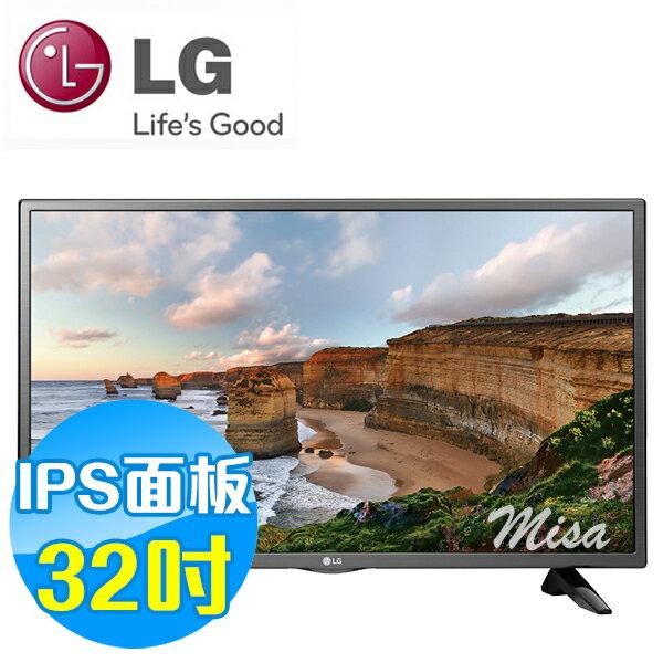 LG樂金 32吋 LED液晶電視 32LH510B IPS面板
