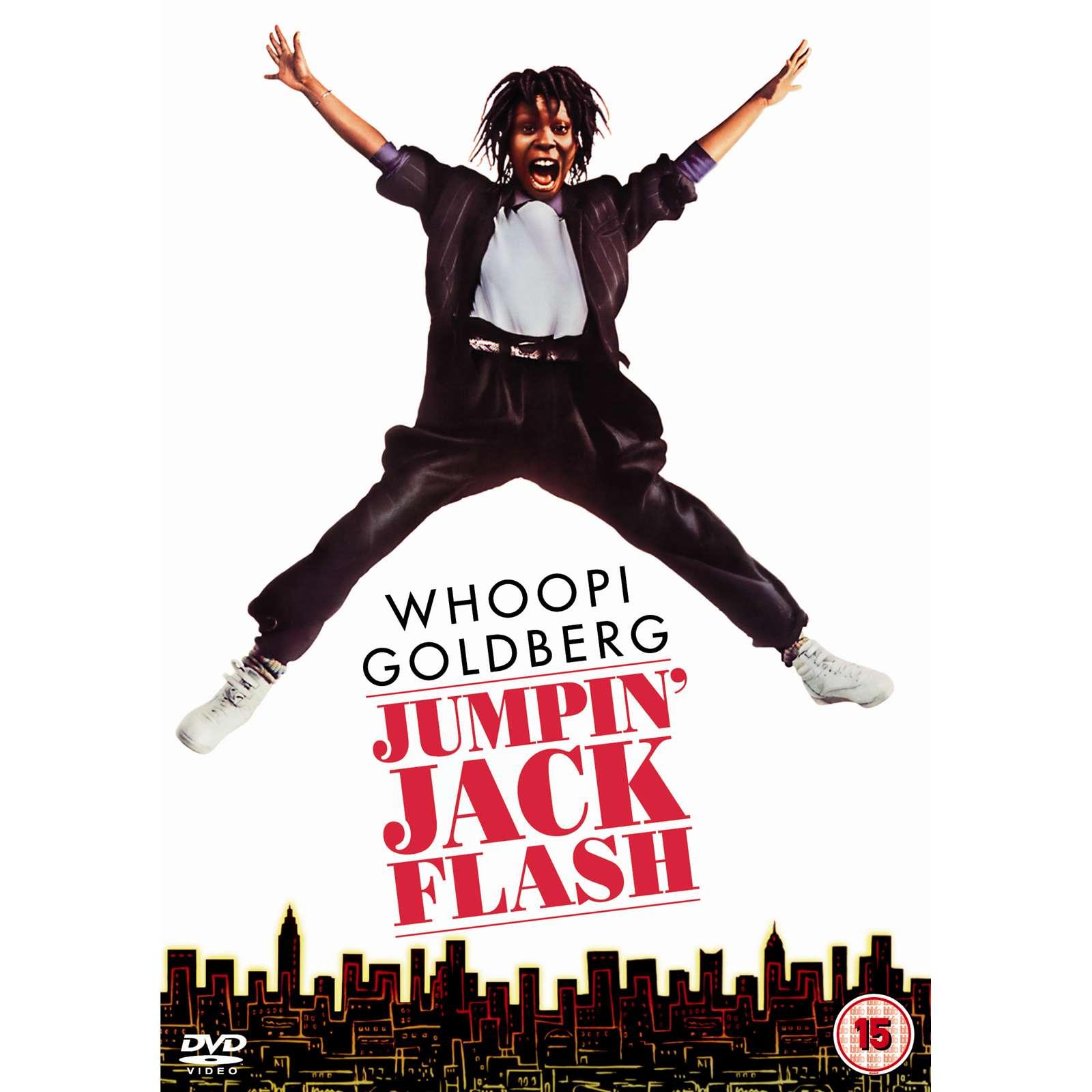 Jumpin Jack Flash Poster Good Jumpin' Jack Flash