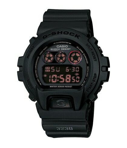 CASIO G~SHOCK DW~6900MS~1DR暗黑戰士 腕錶 50mm
