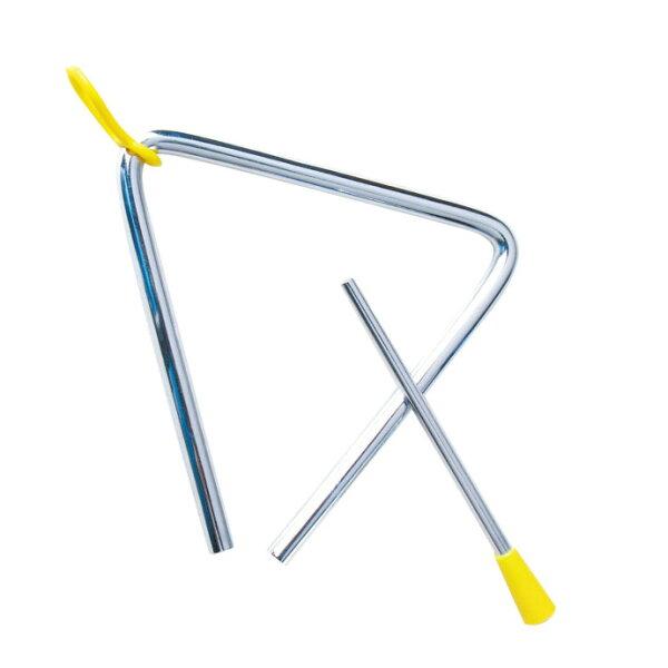 【華森葳兒童教玩具】樂器教具系列-三角鐵 H3-DMM029 (華森葳系列消費1500元加贈赫利手動炫光風扇)