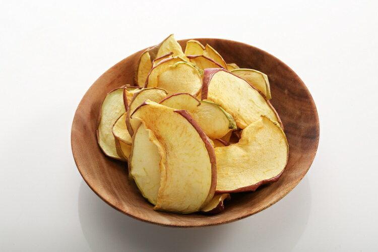 【台灣常溫】天然水果乾 - 蘋果乾 70g  #富士蘋果 #無防腐劑 #無色素 #無香料 #無加糖 #獨家專利乾燥技術 #營養更完整保留 3