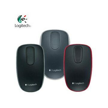 羅技 Logitech T400 無線觸控滑鼠 提供灰、黑兩色可選擇