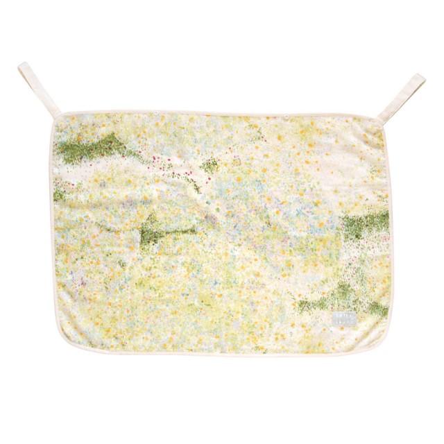 【安琪兒】【NAOMI ITO】IBUKI花卉多功能哺乳巾 0