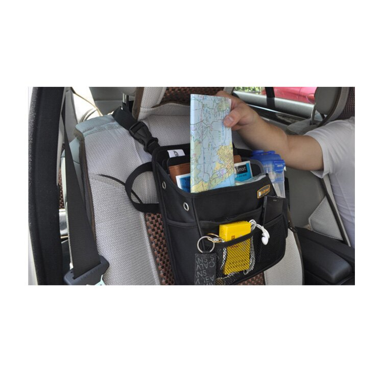 旅行袋 椅背掛帶多功能置物袋斜背收納袋【MJA3-002】 BOBI  12/01 2
