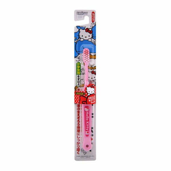 日本【EBISU】 Hello Kitty 兒童牙刷 (6歲以上) - 限時優惠好康折扣