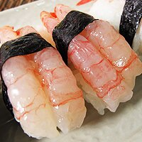 【台北濱江】生凍去殼生食用甜蝦(160g/盒)