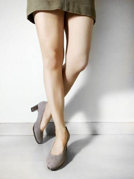 Gabor 麂皮素面優雅跟鞋 0