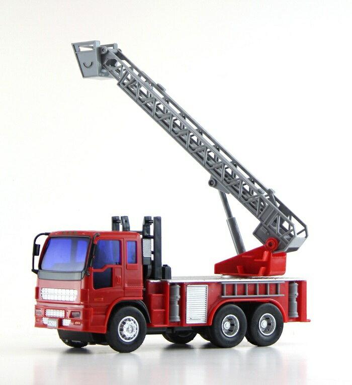 小小家 磨輪小型消防雲梯車 32508 2