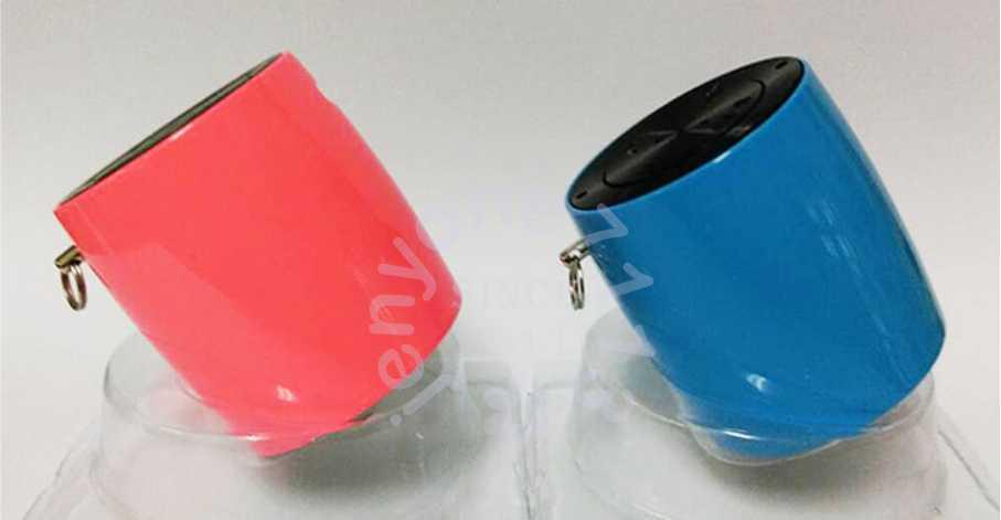 【虹瑞斯】藍牙自拍播放器 SPK-BCS006 《刷卡分期+免運》