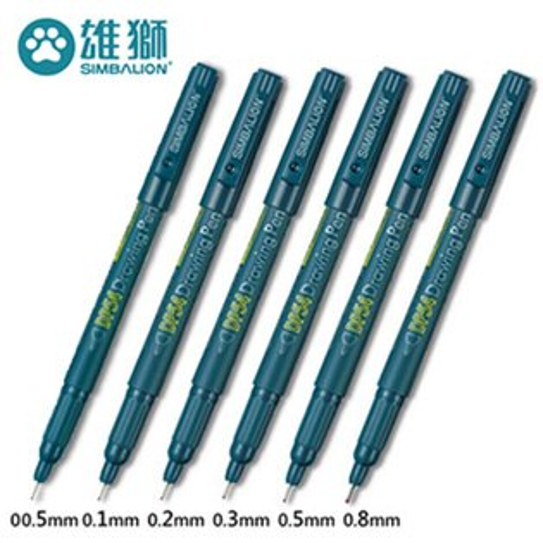 【雄獅 SIMBALION 代針筆】雄獅 DP-54/ DP54 (黑色) 代針筆/代用針筆