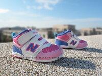 New Balance 美國慢跑鞋/跑步鞋推薦Shoestw【FS574HRI】NEW BALANCE 574 童鞋 運動鞋 小童 桃紅紫 中筒
