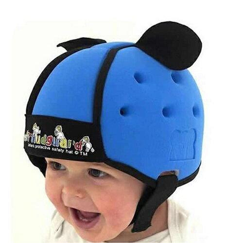 【安琪兒】英國Thudguard嬰幼兒學步防撞帽(天空藍) 0