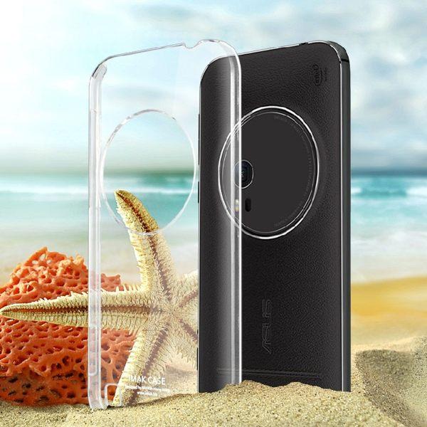華碩 ZenFone2 Deluxe 艾美克IMAK羽翼二代 耐磨版水晶殼 Asus ZE551ML ZE550ML 5.5吋 透明保護殼 背蓋
