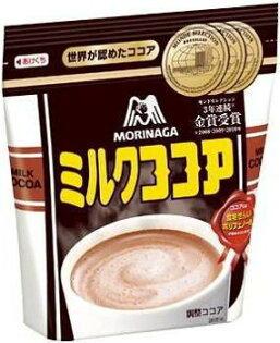有樂町進口食品 森永MORINAGA 牛奶可可粉(300g) J150 4902888543739